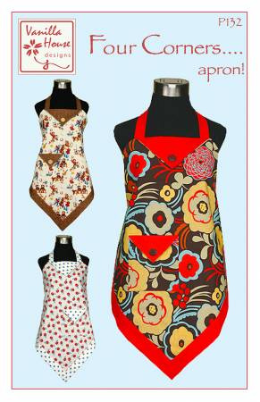 Vanilla House Designs Four Corners Apron