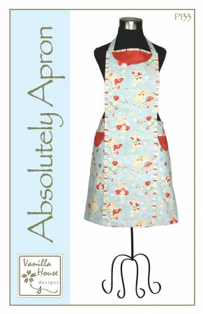 Absolutely Apron Pattern