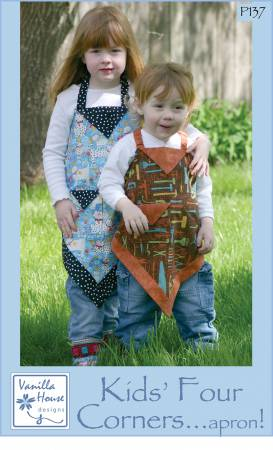 Kids Four Corners Apron