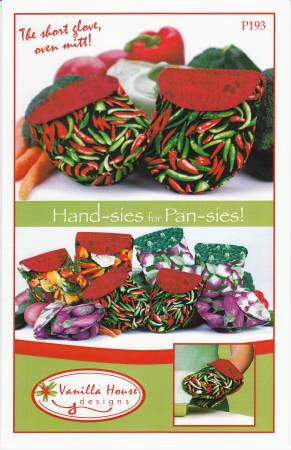 Hand-sies for Pan-sies - Short Glove