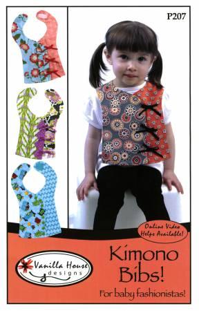Kimono Bibs