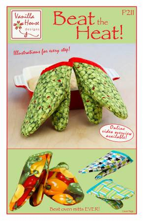 Beat the Heat! Oven mitts!