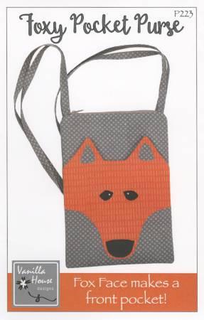 Foxy Pocket Purse