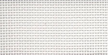 Vinyl Coated Mesh White 1/2 yd