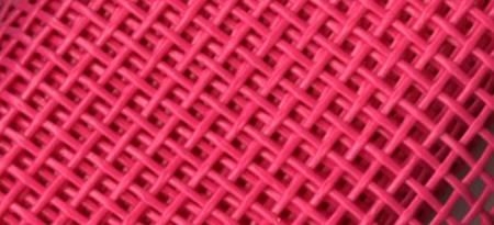 Mesh Vinyl Fuchsia 18inx36in