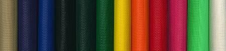 Vinyl Mesh Assorted Colors