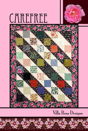 Carefree - Villa Rosa - 5 Squares - 36x45 (with borders 45x54)