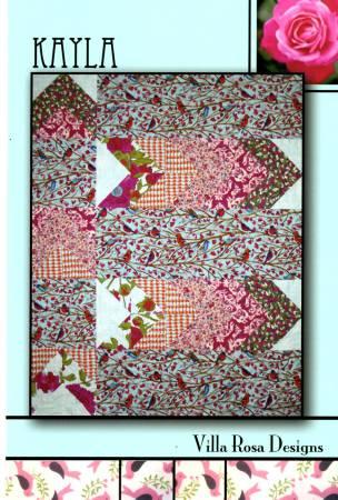 Kayla Postcard Pattern