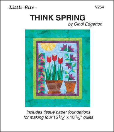 Little Bits Think Spring - VSC254