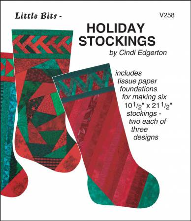 Little Bits Holiday Stockings