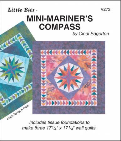 Little Bits Mini Mariners Compass