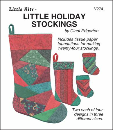 Little Bits Little Holiday Stockings