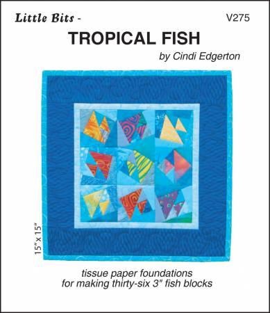 Little Bits Tropical Fish