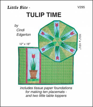 Little Bits - Tulip Time