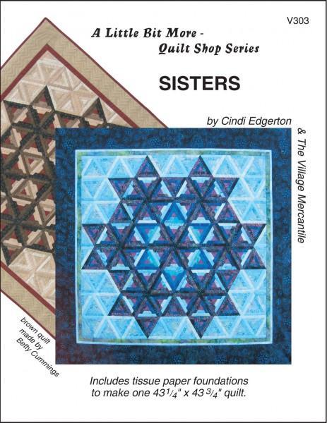 Little Bit More - Sisters Pattern
