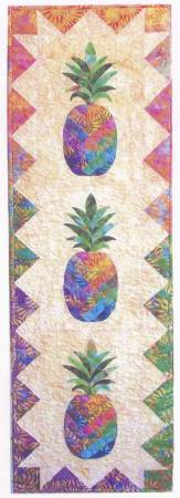 **Quilting Time Pineapples Pattern