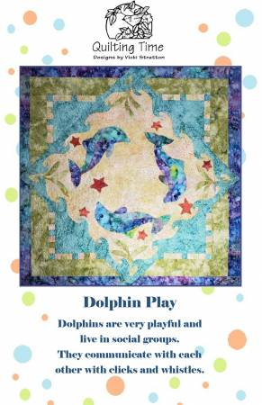 Dolphin Play Pattern