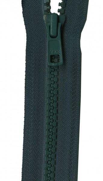 20 Separating Zipper 530 Dark Green