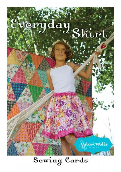 Everyday Skirt - Sewing Card