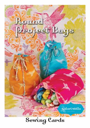 Round Project Bag
