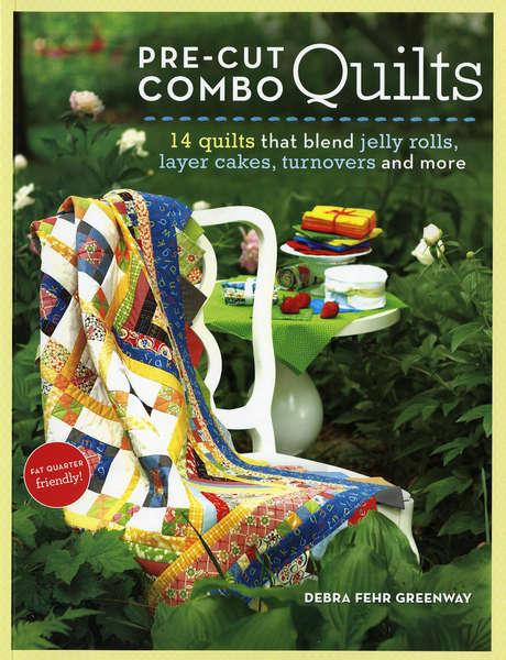 Pre-Cut Combo Quilts - Softcover