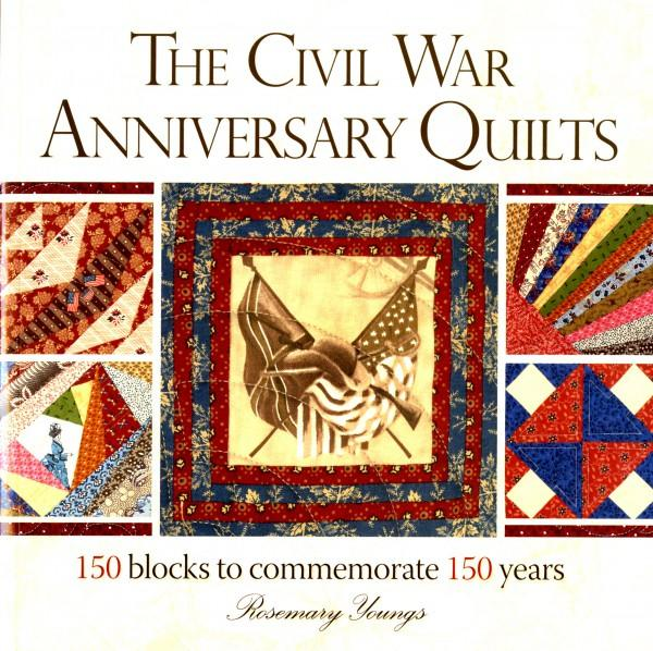 Civil War Anniversary Quilts  - Softcover