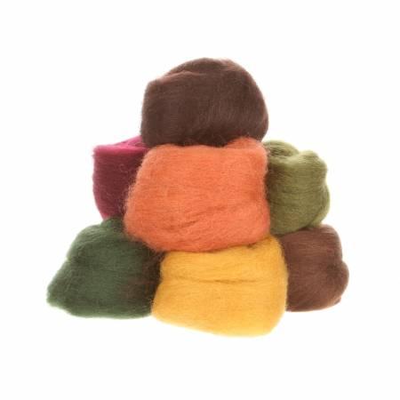 Wool Roving Assortment Timberland