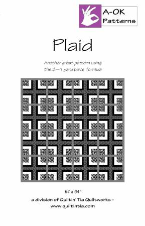 Plaid - A-OK 5 Yard Pattern