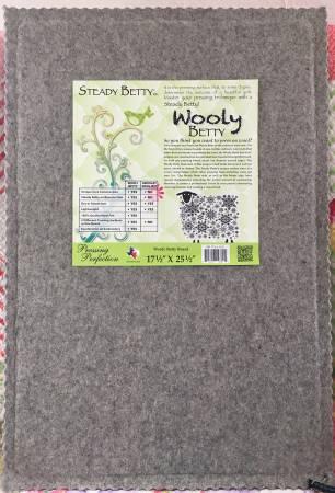 Wooly Betty (17.5in x 25.5in)