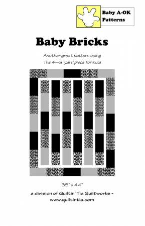 BABY BRICKS PATTERN