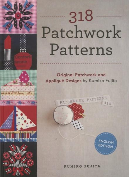 318 Patchwork Patterns - Softcover