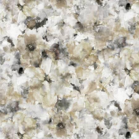 Grey Watercolors 108in Wide Back by Michael Miller D