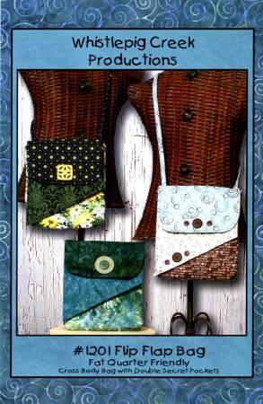 Flip Flap Bag - Whistlepig Creek - WC1201