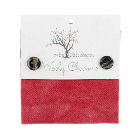 Wooly Charms 5in x 5in Lust 5ct
