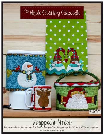 Wrapped in Winter Pattern