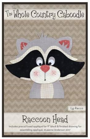 Raccoon Large Laser Cut