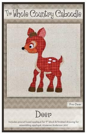 Deer Laser Cut