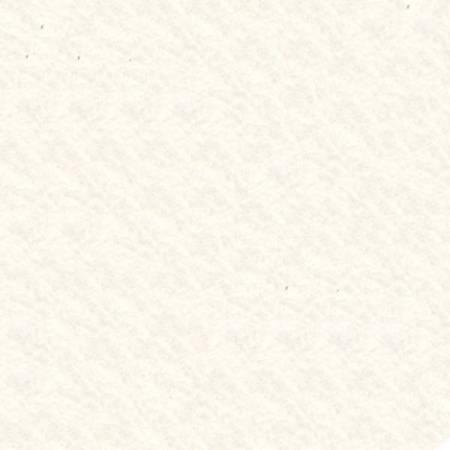 Wool Felt - White 9in x 12in