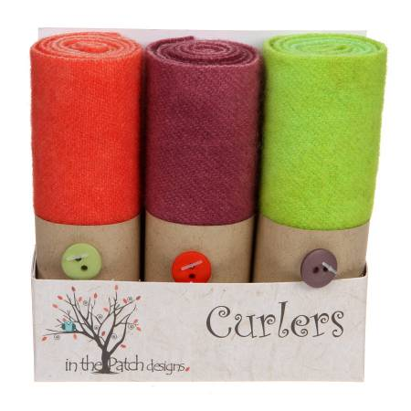 Wool Curlers 4in X 16in Sweets