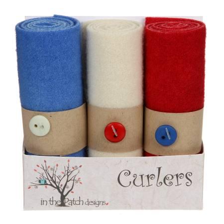 Wool Curlers Freedom