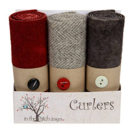 Wool Curlers Formals 3ct