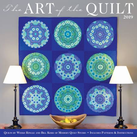2019 Art of the Quilt Calendar