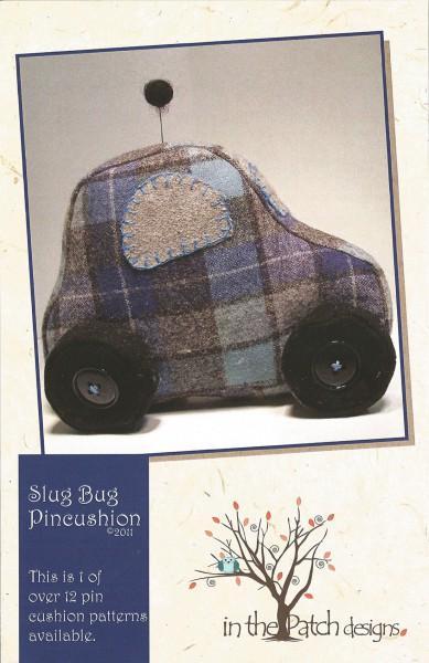 Slugbug Pincushion Pattern