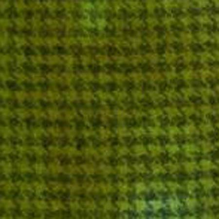 Wool Chubbys 16in Felted Square Moss Plaids/Checks