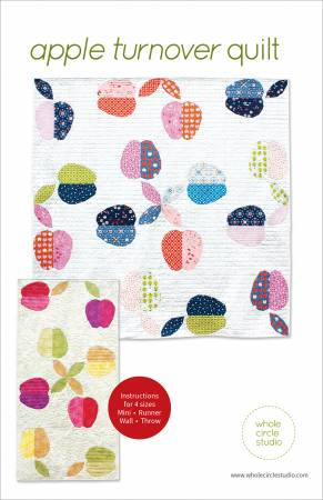 Apple Turnover Quilt Pattern
