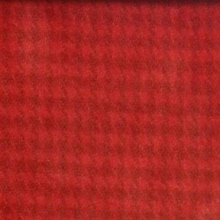 WCY154547H Corder Yard Hand Over Dyed Felted Wool Red Orange Heather