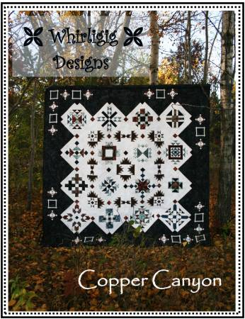 Copper Canyon Block of the Month