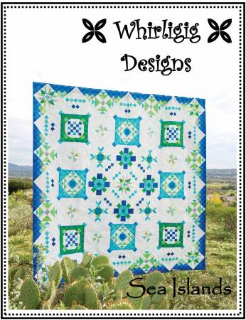 Sea Islands Block of the Month Pattern