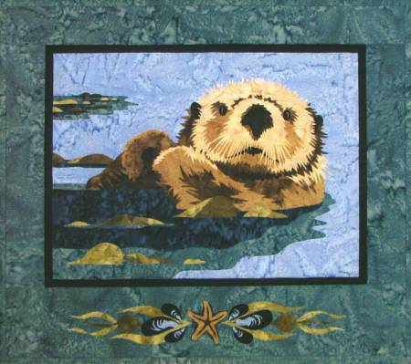 Sea Otter Ptrn