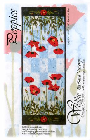 Poppy Patch Kit